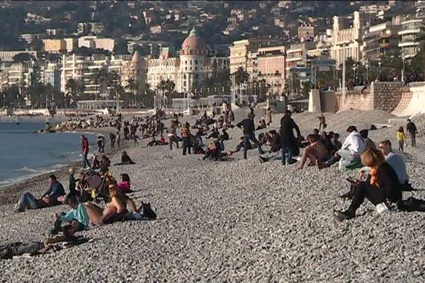En 2018, les Italiens ont effectué plus de 950 000 séjours sur la Côte d'Azur