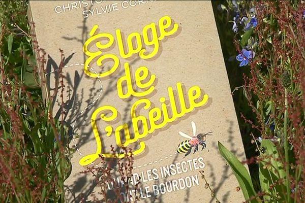 Éloge de l'abeille, publié aux édition Flammarion écrit par l'agronome limousin Christophe Gatineau