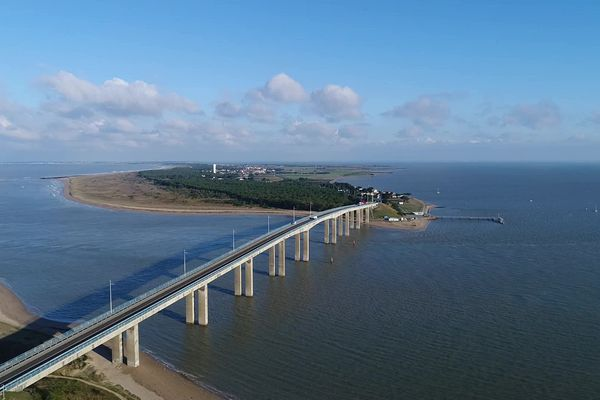 Le pont de Noirmoutier a été inauguré le 7 juillet 1971