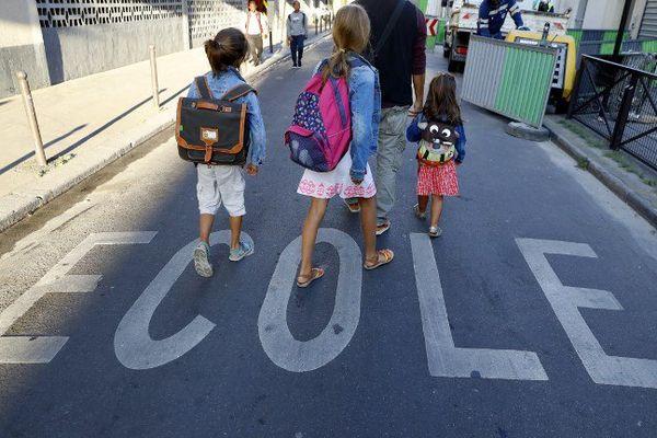 La rentrée scolaire aura lieu lundi 4 septembre dans les 6 600 écoles franciliennes.