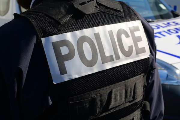 Intervention de police - Illustration
