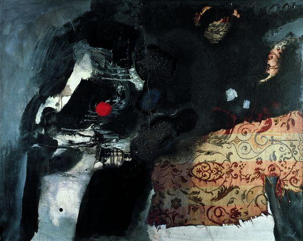 """La nappe"", Antoni Clavé, 1960"