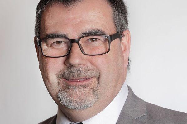 Dominique Cap, maire de Plougastel-Daoulas