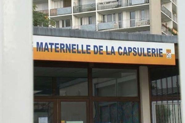 L'école maternelle la Capsulerie à Bagnolet est fermée jusqu'à jeudi pour cause de gale