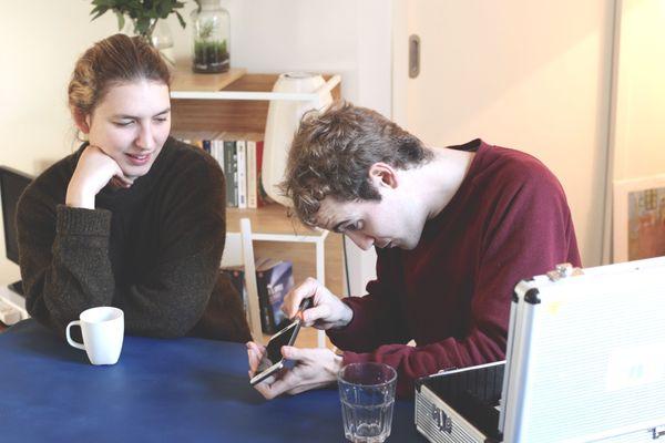 iRep répare votre smartphone à domicile