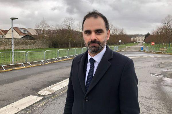 Laurent Saint-Martin, député du Val-de-Marne, rapporteur du budget à l'Assemblée, et désormais chef de file de LREM pour les élections régionales de 2021 en Île-de-France.