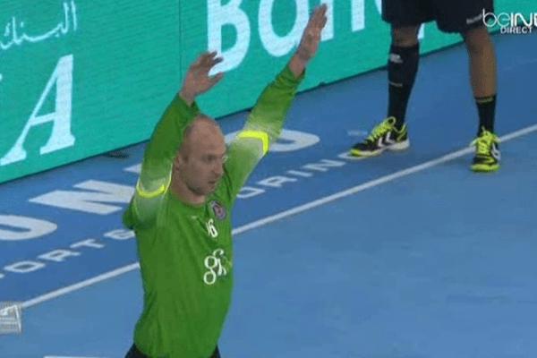 Hand: Le PSG bat le MAHB aux tirs au but lors de la demi-finale du trophée des champions