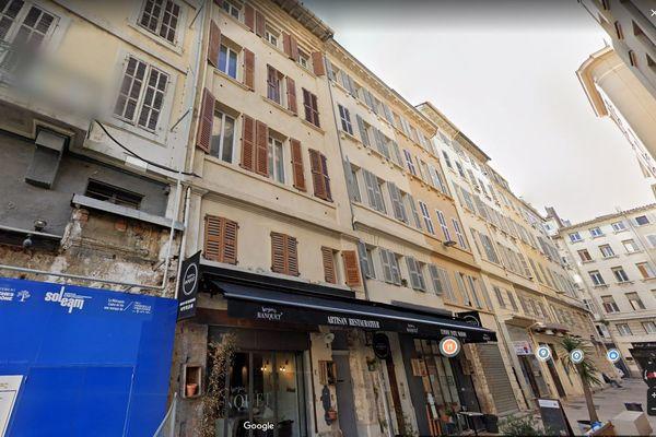 Les trois appartements de la petite rue Molière étaient loués sur une plateforme en ligne.