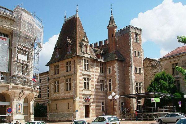 Le Musée des Beaux-Arts d'Agen est installé dans quatre hôtels particuliers datant de la Renaissance
