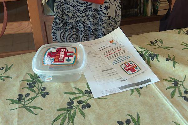La boîte à urgences au Grau-du-Roi est mise en place par la mairie - 6 juillet 2021