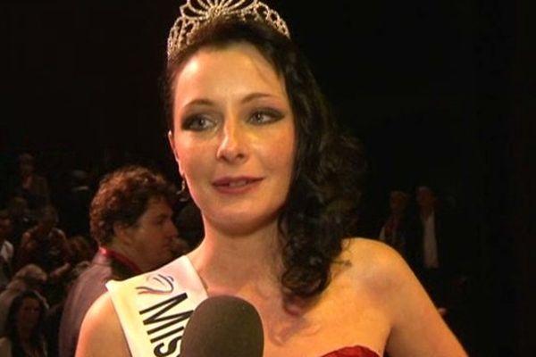 Cindy Margnoux, la nouvelle Miss Limousin Prestige National