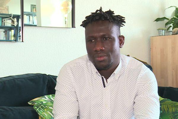 Mallé Tounkara, jeune malien menacé d'expulsion