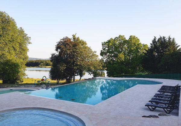 Le camping de Poinsouze à Boussac dans la Creuse attend ses premiers touristes début juin.