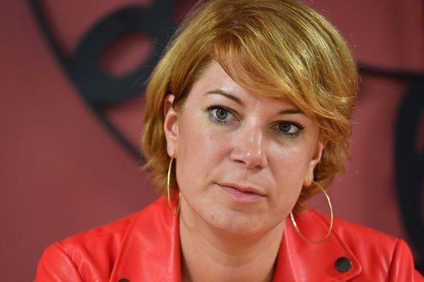 Valérie Petit, députée LREM du Nord et candidate à l'investiture du parti présidentiel pour les municipales 2020 à Lille.