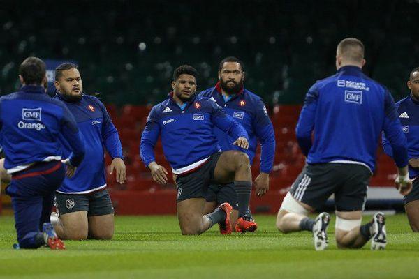 L'équipe de France de rugby