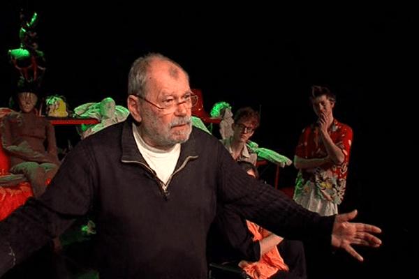 Le metteur en scène Jean-Pierre Dupuy