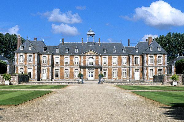 En Seine-Maritime, dans le Pays de Caux, le château de Galleville bénéficiera de belles éclaircies dans l'après-midi de ce MERCREDI.