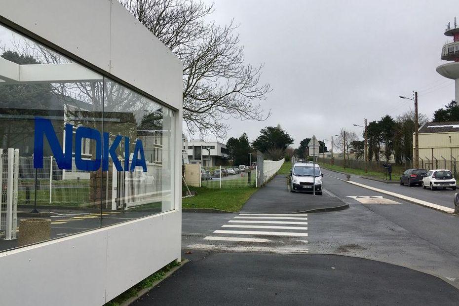 Nokia va supprimer 1233 postes en France dont 402 à Lannion