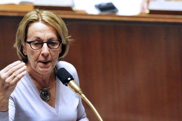 Marylise Lebranchu, ministre de la Décentralisation