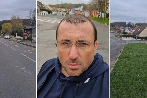 Christophe Dietrich, maire de Laigneville dans l'Oise.