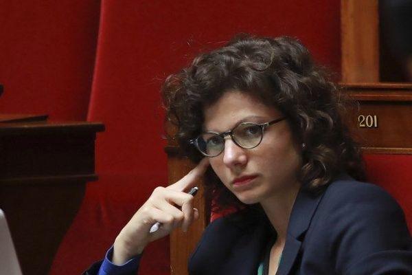 Bénédicte Peyrol, députée LREM de l'Allier, invitée de l'émission Dimanche En Politique le 20 janvier à 11h30 sur France 3 Auvergne.