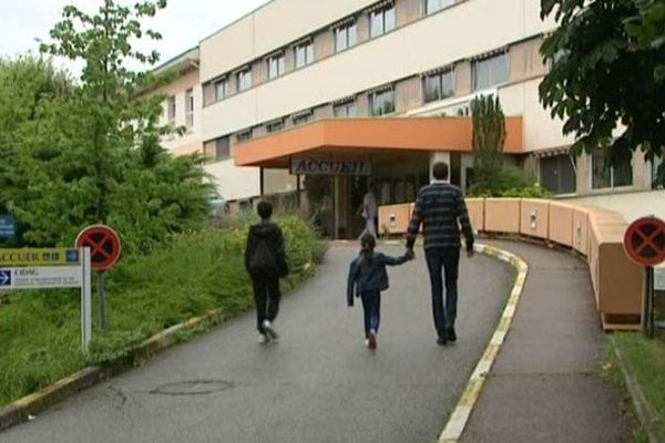 Centre hospitalier d'Aix-les-Bains