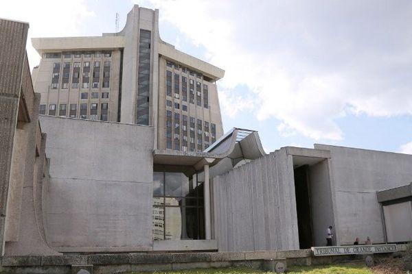 Le tribunal de Creteil, dans le Val-de-Marne.