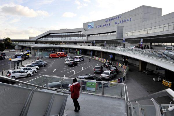 Le trafic aérien chute de 70% à l'aéroport de Toulouse-Blagnac