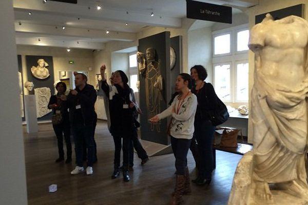 Le musée Saint-Raymond se met au défi d'attirer des visiteurs a priori anti-musées.