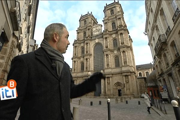 Au cœur de Rennes, visite de la cathédrale Saint-Pierre