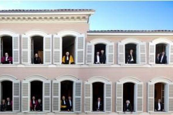 façade de l'Académie