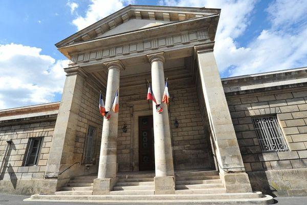 Palais de justice de Niort