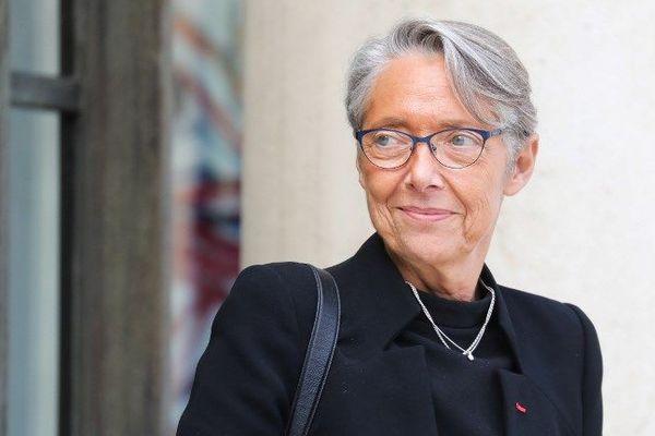 La ministre des Transports Elisabeth Borne - Septembre 2018