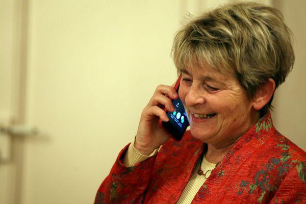 Marie-Guite Dufay désormais présidente de la grande région Bourgogne Franche-Comté