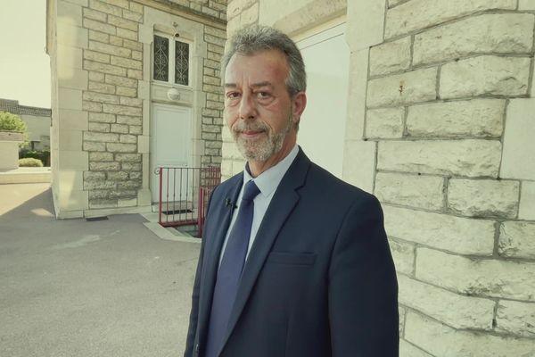 Dominique Lotte, maire de Gueugnon (DVG)