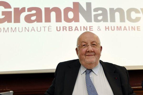 André Rossinot restera le Président de la nouvelle Métropole du grand nancy