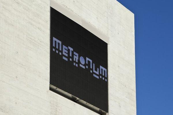 La façade du Metronum