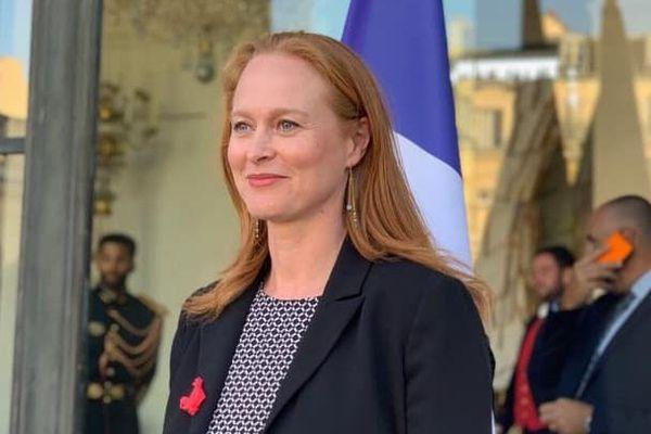 Violette Spillebout, en septembre 2019