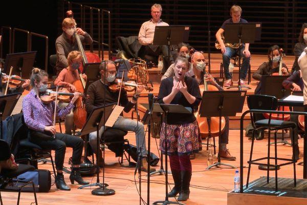 Le concert sera diffusé sur le site de la Philharmonie de Paris et sur Arte Concert.