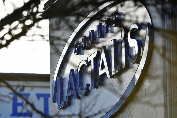 La siège social du groupe Lactalis à Laval en Mayenne