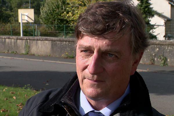 Hervé de Talhouët-Roy - Président du Conseil Départemental des deux-Sèvres (79)