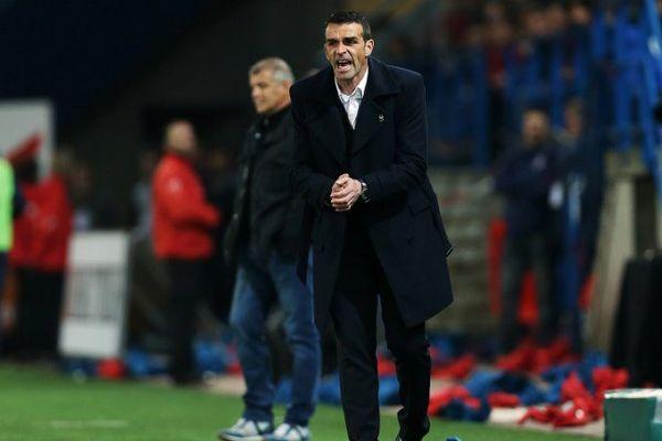 Ulrich Ramé le coach des Girondins