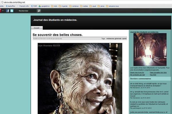 Le blog raconte les petites histoires et les coulisses de l'hôpital d'Auch