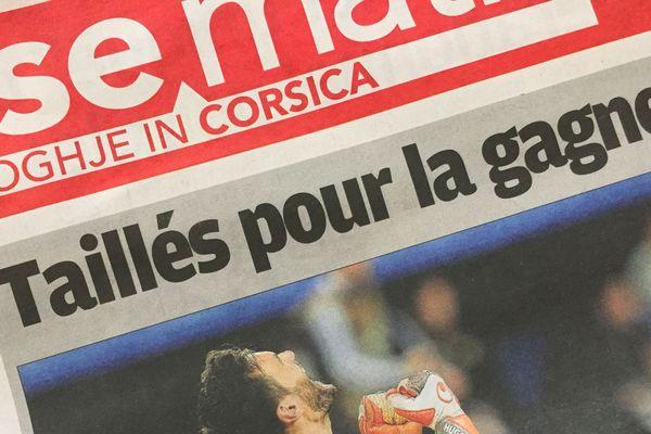 """Mondial-2018 - """"On est en finale!"""", """"Vivement dimanche!"""", """"Taillés pour la gagne"""" la presse fête les Bleus."""