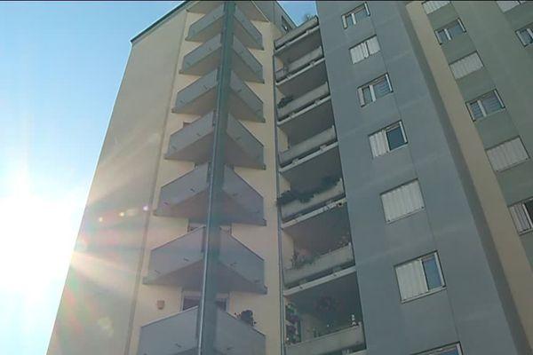 La réhabilitation de cet ensemble de 183 logements à Guéret va être stoppée