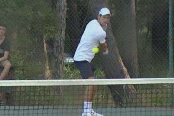 Le numéro un mondial de tennis à Calvi, le 28 juillet