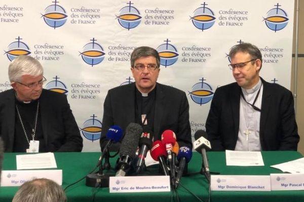 L'archevêque de Reims, Monseigneur Éric de Moulins-Beaufort a annoncé ce samedi 9 novembre le versement d'une somme aux victimes d'abus sexuels.