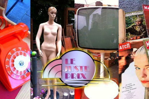 """12 objets trouvés sur la Braderie de Lille à évaluer. Saurez-vous trouver le """"Juste prix"""" ?"""