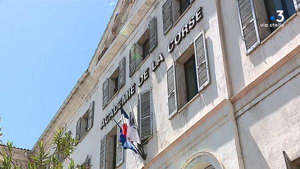 A l'académie de Corse, on assure que tout est sous contrôle