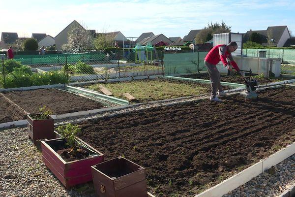les jardins familiaux ouverts sous conditions à Neuville-les-Dieppe